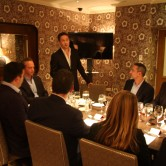 The Ortus Club Dinner