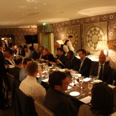 Hidden Edge Club: Business Forecasting Dinner